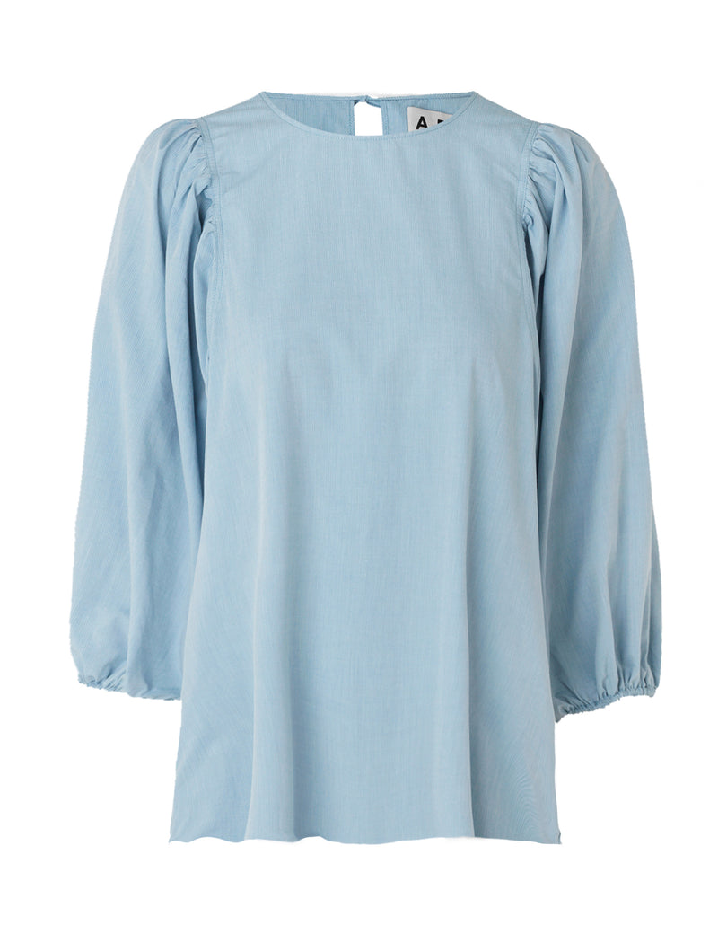 EDITH SHIRT EVER BLUE