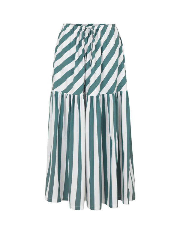 EDONA SKIRT STRIPE