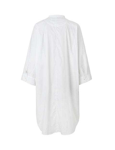 ELLEN TUNIC SHIRT WHITE