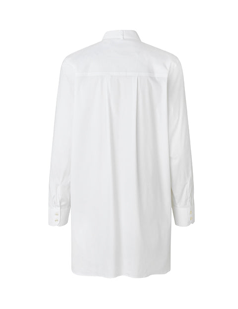 ELVIRA TUNIC SHIRT WHITE