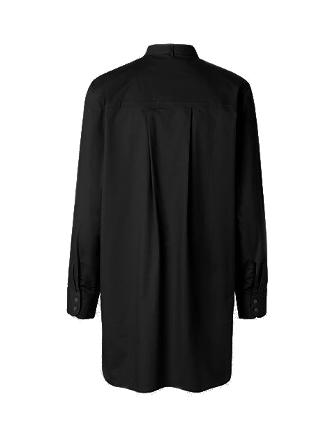ELVIRA TUNIC BLACK