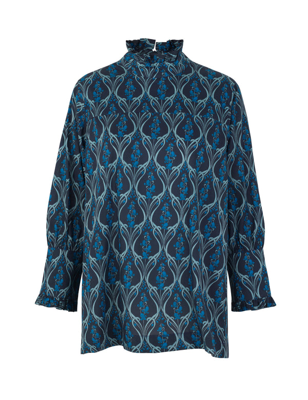 SILJA SHIRT BLUEBELL