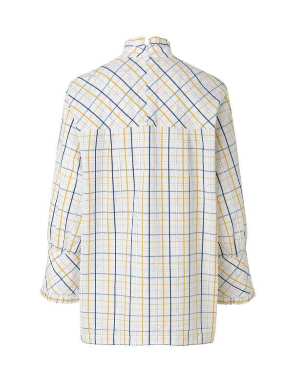 SILJA SHIRT MAR CHECK