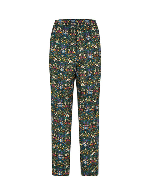 SILLE PANTS SPICY GARDEN