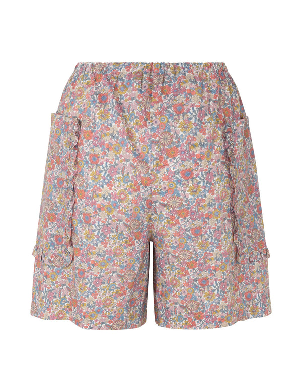 SUELLA SHORTS - JUNE BLOSSOM