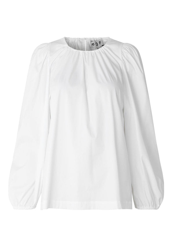 ANNELI SHIRT - WHITE