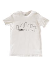 Load image into Gallery viewer, Adult Skyline Tampa Love