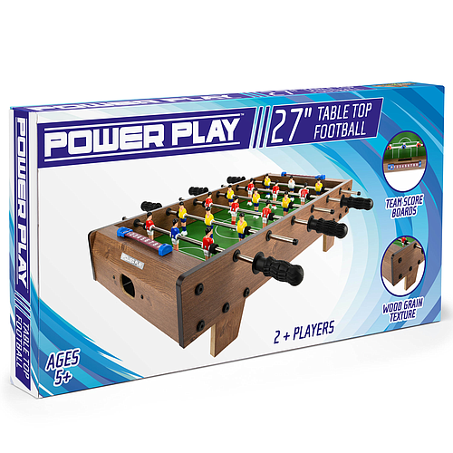 Powerplay table top football