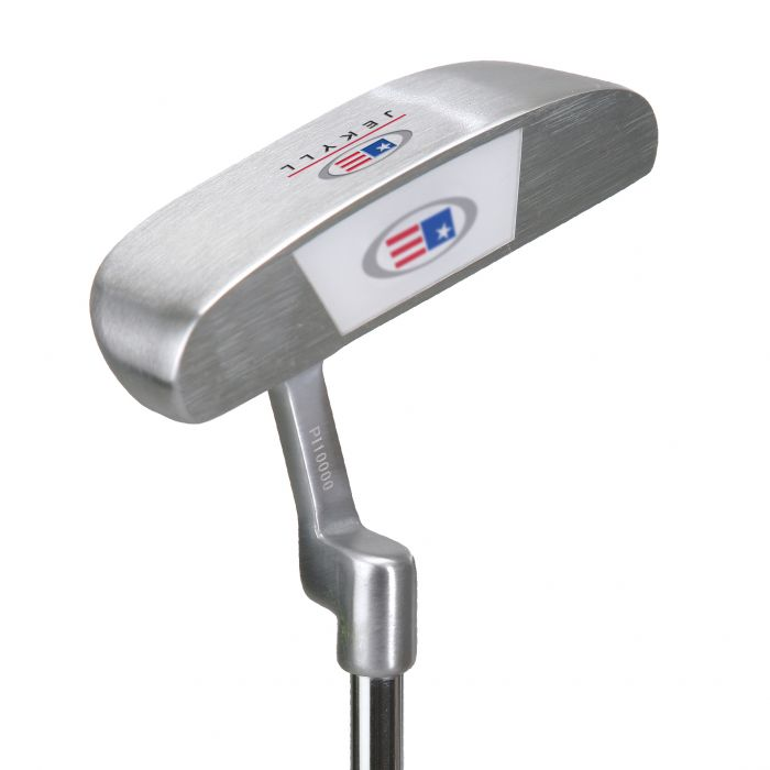 US Kids Golf Jekyll Steel Putter