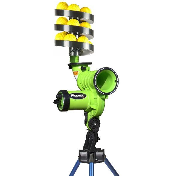 Paceman S2X Limited Edition Bowling Machine with 13 balls - Free Delivery