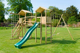 Monmouth Twin Towers Climbing Frame