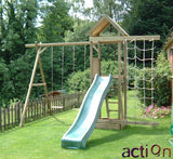 Arundel Single Tower Climbing Frame
