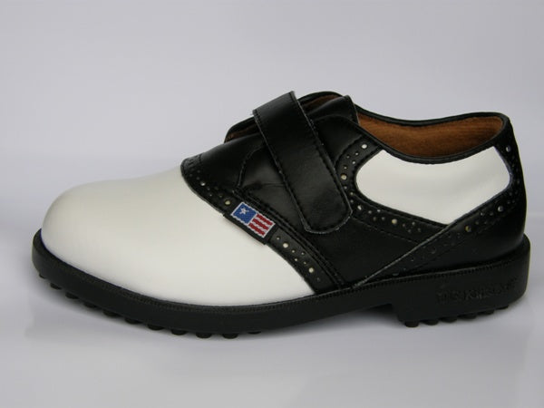 US Kids Golf Shoes with Velcro