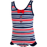Zoggs Henley Scoopback Swimming Costume -  Free Delivery