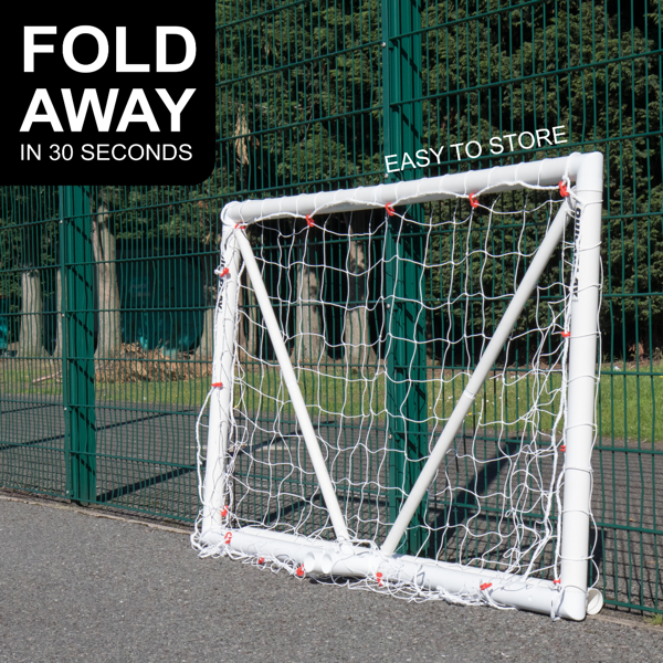 Quickplay Q Fold Football Goal