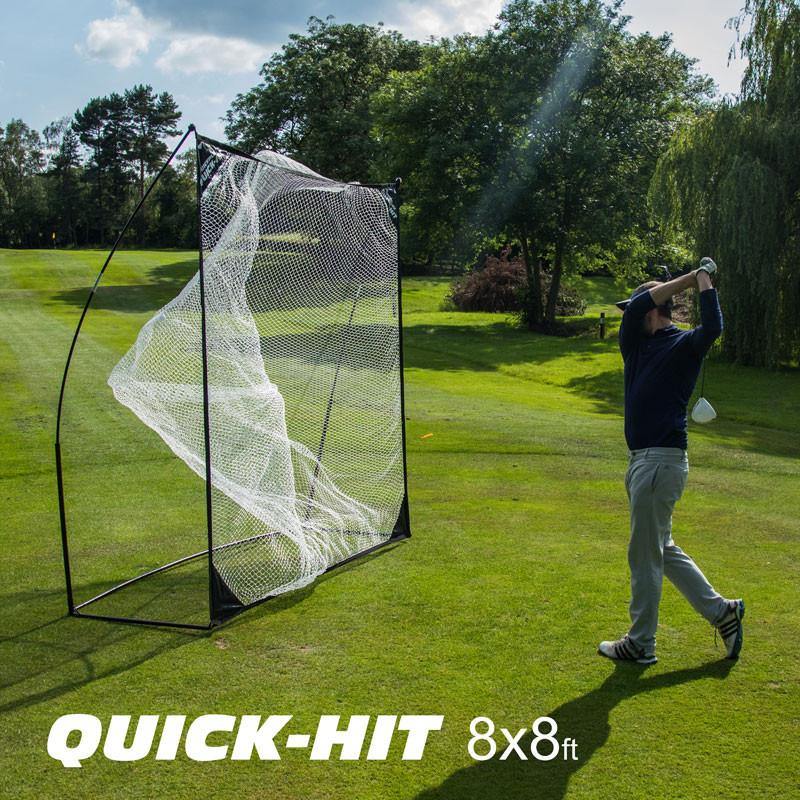 Quick Hit 8 x 8 Hitting Net