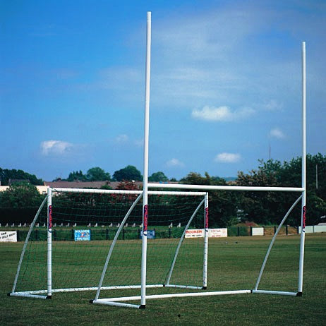 Samba Football and Rugby Goal Posts - Free Delivery