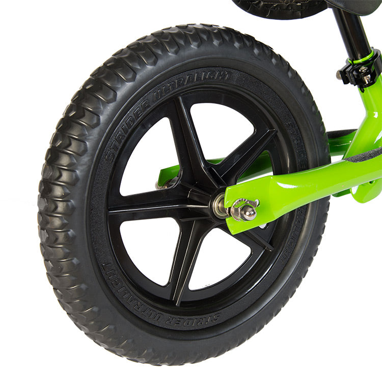 "Strider 12"" Sport Balance Bike - Yellow  - Free Delivery"