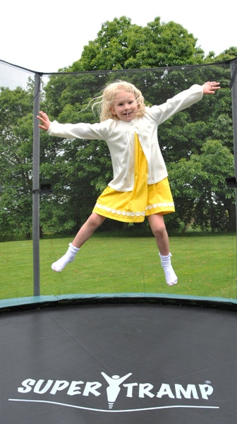 Super Tramp XR360 Trampoline with Enclosure - FREE Delivery