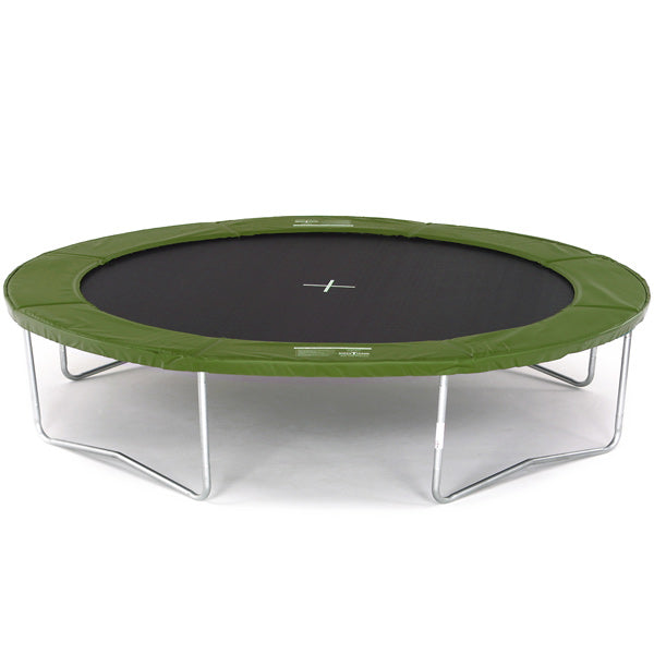 Super Tramp Super Bouncer (14ft) trampoline - FREE Delivery