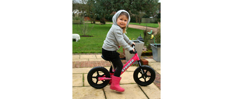 Win a Strider Bike worth £84.99