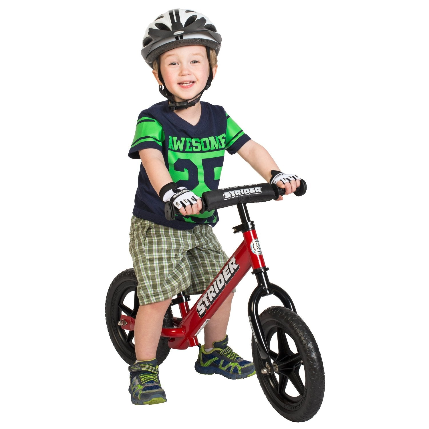 Strider Balance Bike Kids Red