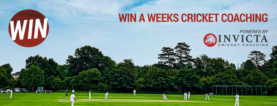 Win a weeks cricket coaching