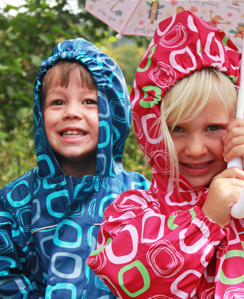 Koolsun Kids Raincoat Win