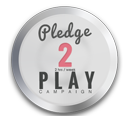 Pledge2Play Logo