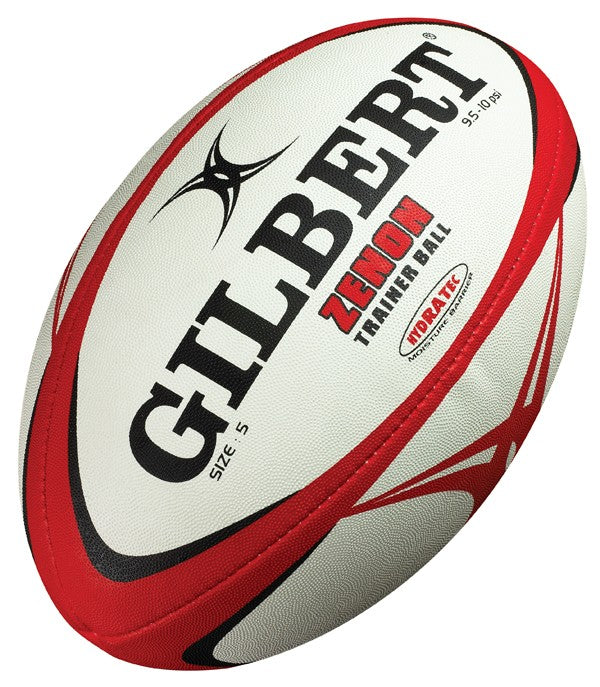 Gilbert Zenon Trainer Rugby Ball