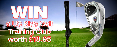 Win a US Kids Golf Training Club