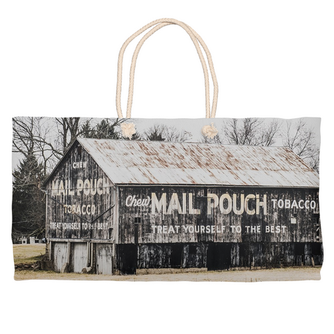 Mail Pouch Barn Market Bag - Weekender Tote
