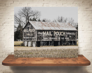 Mail Pouch Barn Photograph