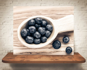 Blueberry Photograph