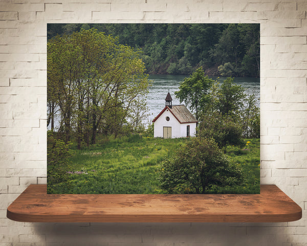 Riverbank Church Photograph