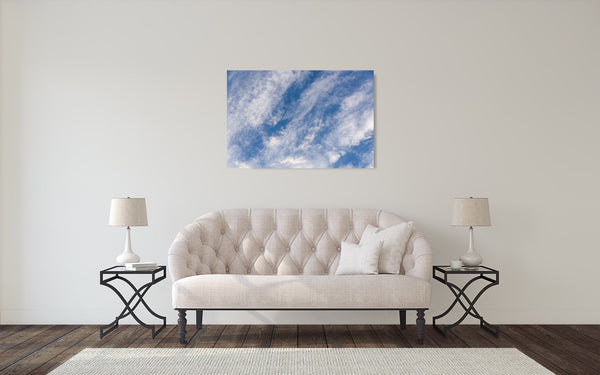 Clouds Photograph