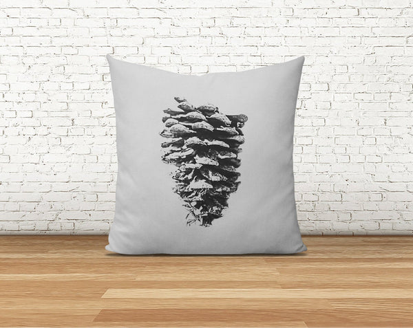 Pine Cone Pillow Cover
