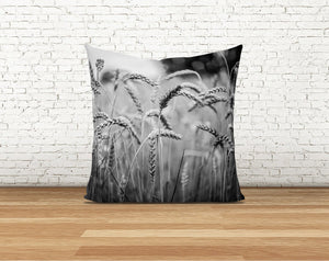 Wheat Pillow Cover