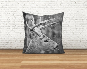Deer Buck Pillow Cover