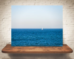 Ocean Sailboat Photograph