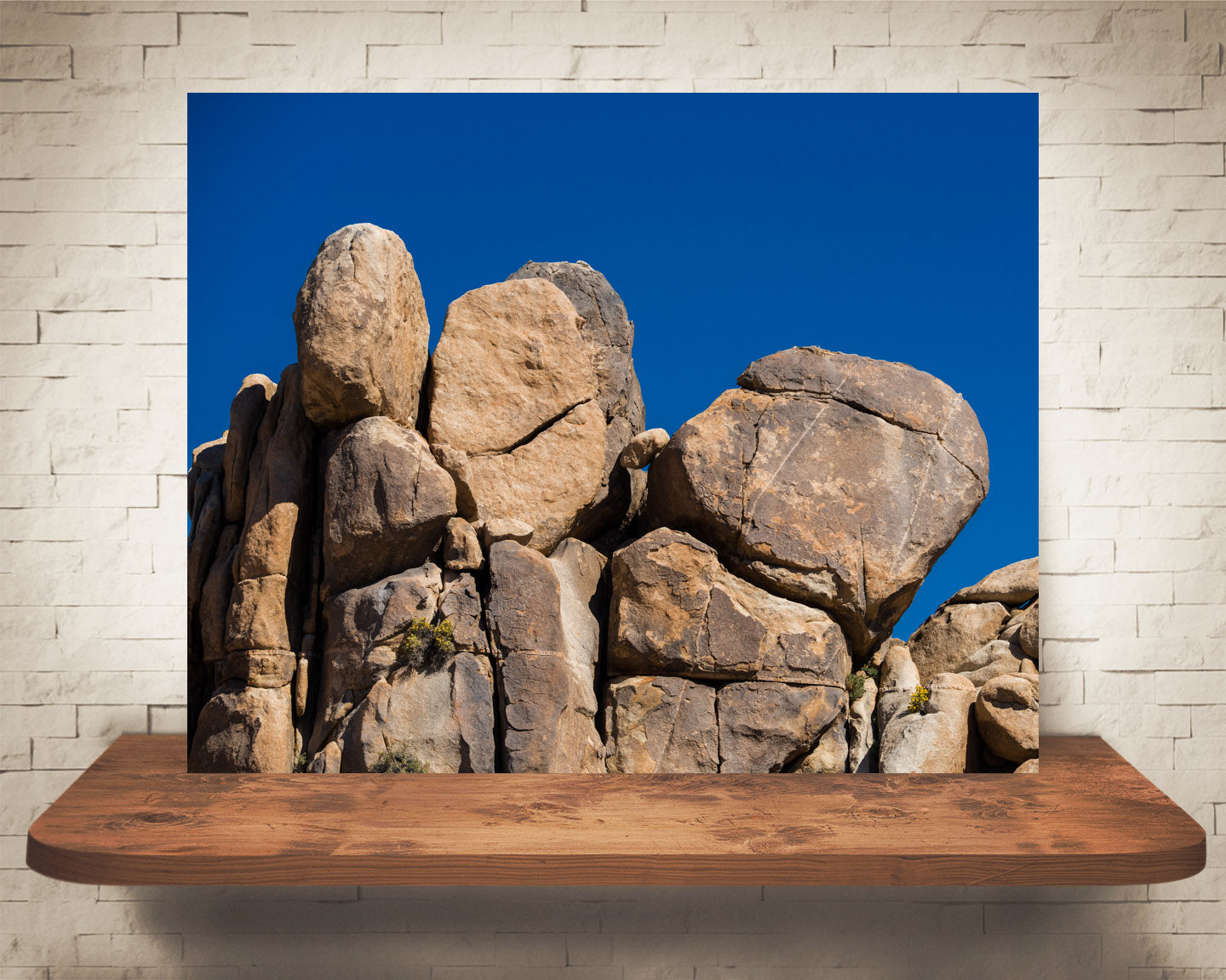 Rock Formation Photograph