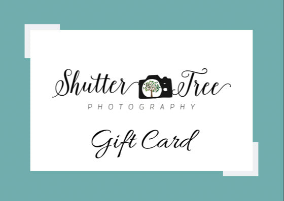 Shutter Tree Photos Gift Card