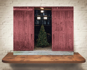Christmas Tree Barn Photograph