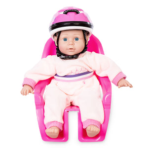DOLL SEAT FOR BIKE, PINK