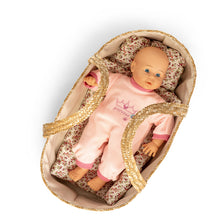 Laden Sie das Bild in den Galerie-Viewer, MOSES BASKET W/BED SET, 50 CM.