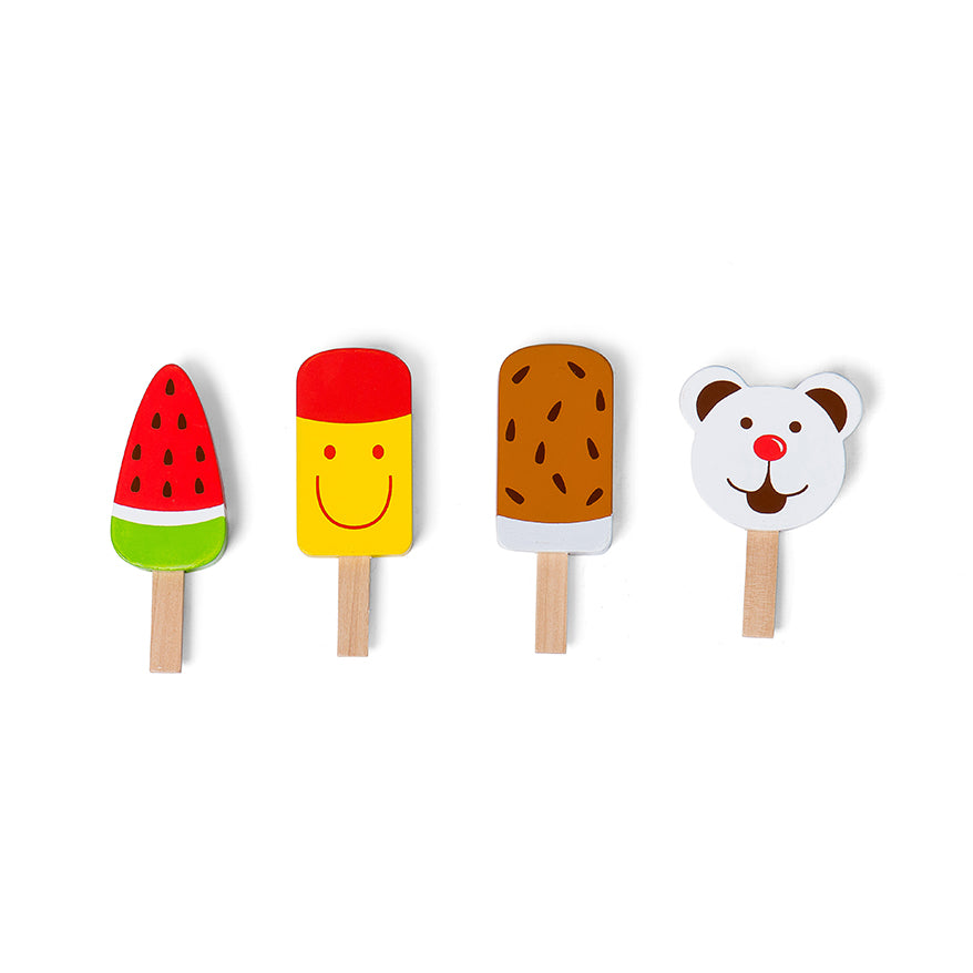 ICE LOLLIES (4 VARIOUS)