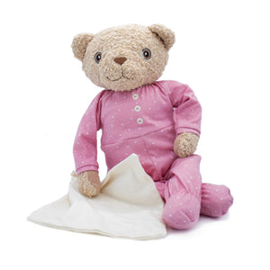 HUGZZEEE FRIENDS TEDDY – ROSE