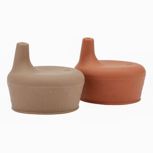 Sippy Lids Iron & Earth - Set