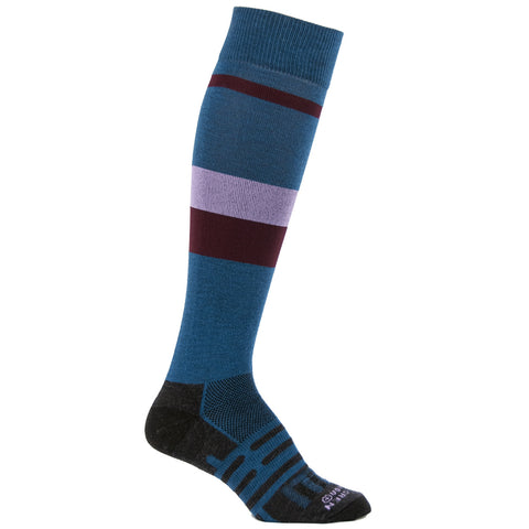 compression ski sock
