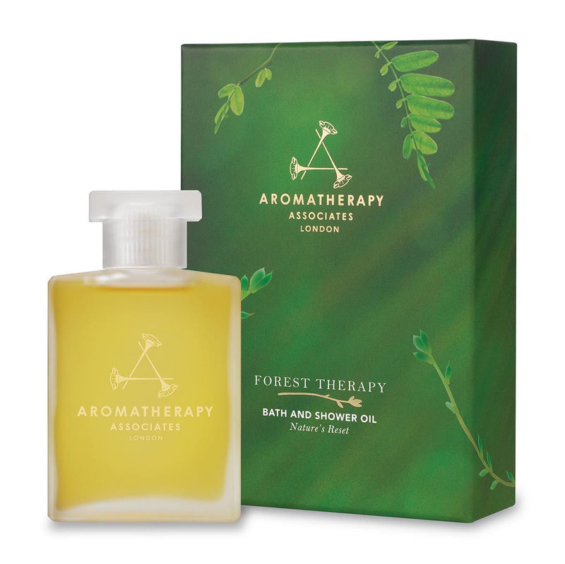 Forest Therapy Bath + Shower Oil